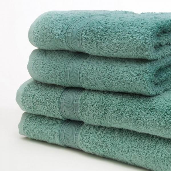 Elegance Hand Towel 480gsm Aqua
