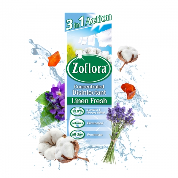 Zoflora Concentrated Disinfectant 500ml
