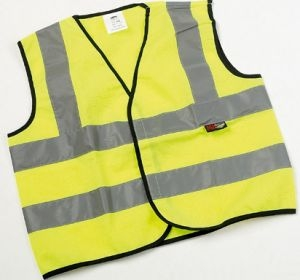Children's Hi-Vis Vests Age 7-9