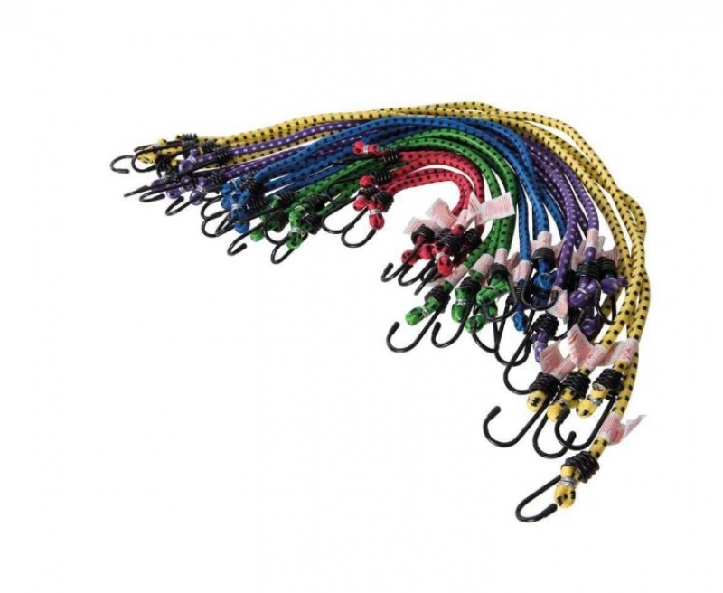 Bungee Cord Set (Set of 20)