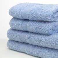 Elegance Hand Towel 480gsm Blue