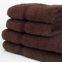Elegance Hand Towel 480gsm Chocolate