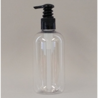Pump Bottle Empty 250ml Capacity